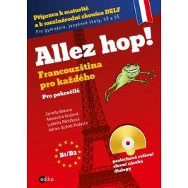 Allez hop2! Francouzština pro každého - pokročilí - Jarmila Beková - e-kniha