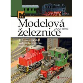 Modelová železnice - Zbyněk Stárek - e-kniha