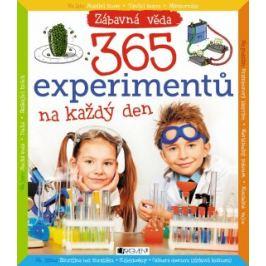 365 experimentů na každý den - Anita van Saan - e-kniha