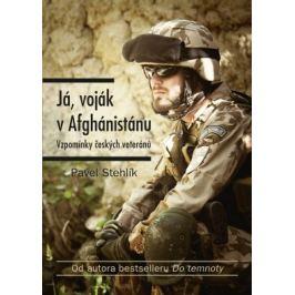Já, voják v Afghánistánu - Pavel Stehlík - e-kniha