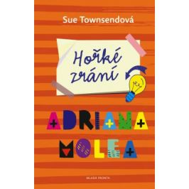 Hořké zrání Adriana Molea - Sue Townsend - e-kniha