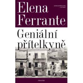 Geniální přítelkyně - Elena Ferrante - e-kniha