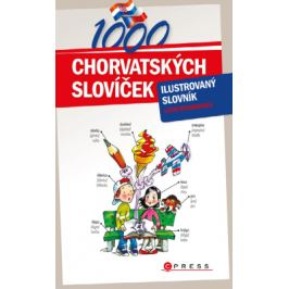 1000 chorvatských slovíček - Lucie Rychnovská - e-kniha