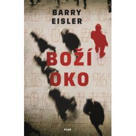 Boží oko - Barry Eisler - e-kniha