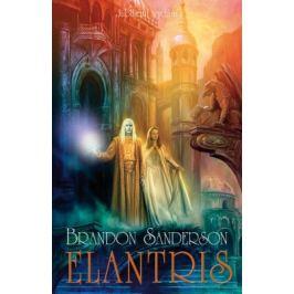 Elantris - Brandon Sanderson - e-kniha