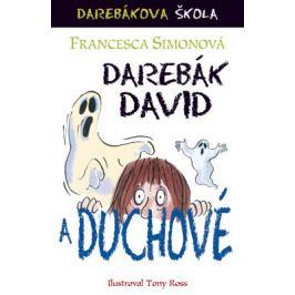 Darebák David a duchové - Francesca Simon - e-kniha