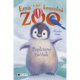 Ema a její kouzelná zoo – Popletený tučňák - Amelia Cobb - e-kniha