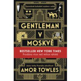 Gentleman v Moskvě - Amor Towles - e-kniha