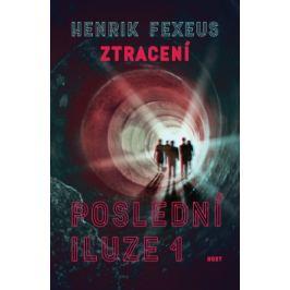 Ztracení - Henrik Fexeus - e-kniha