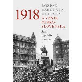 1918 - Rozpad Rakouska-Uherska a vznik Československa - Jan Rychlík - e-kniha