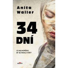 34 dní - Anita Waller - e-kniha