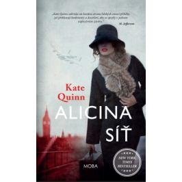 Alicina síť - Kate Quinn - e-kniha
