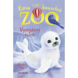 Ema a její kouzelná zoo - Vystrašený tuleň - Amelia Cobb, Sophy Williams - e-kniha