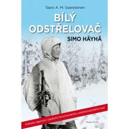 Bílý odstřelovač Simo Häyhä - Tapio A.M. Saarelainen - e-kniha