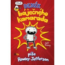 Deník báječného kamaráda - Jeff Kinney - e-kniha