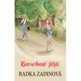 Rozcuchané štěstí - Radka Zadinová - e-kniha