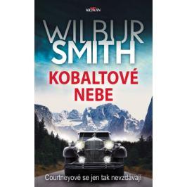 Kobaltové nebe - Wilbur Smith - e-kniha