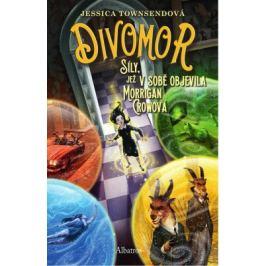 Divomor - Jessica Townsendová - e-kniha