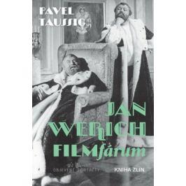 Jan Werich. FILMfárum - Pavel Taussig - e-kniha