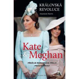 Kate a Meghan Královská revoluce - Anastázie Harris - e-kniha