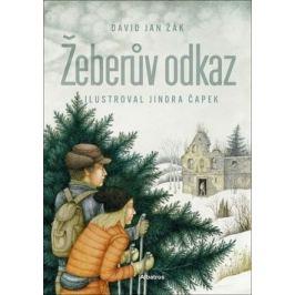 Žeberův odkaz - David Jan Žák - e-kniha