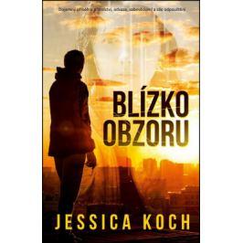 Blízko obzoru - Koch Jessica - e-kniha