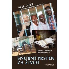 Snubní prsten za život - Petr Jašek, Rebecca Georgeová - e-kniha
