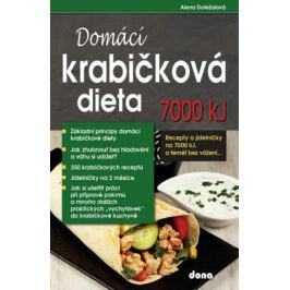 Domácí krabičková dieta 7000 kJ, a téměř bez vážení - Alena Doležalová