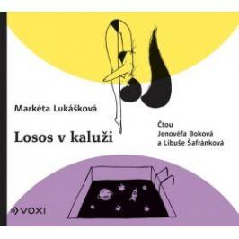 Losos v kaluži - Markéta Lukášková - audiokniha