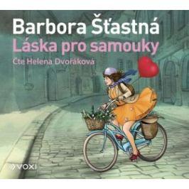 Láska pro samouky - Barbora Šťastná - audiokniha