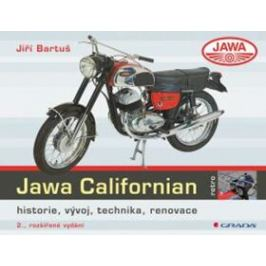 Jawa Californian - historie, vývoj, technika - Jiří Bartuš