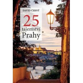 25 tajemství Prahy - David Černý