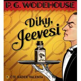 Díky, Jeevesi - Pelham Grenville Wodehouse - audiokniha