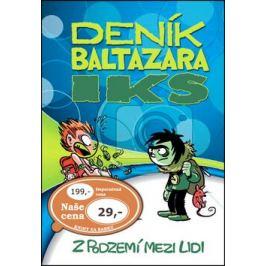 Deník Baltazara Iks - Giorgio Urbano da Cechia; Čestmír Nevrlý