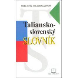Taliansko-slovenský slovník - Michal Hlušík, Michaela Saccardinová