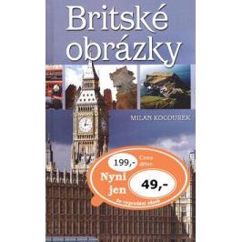 Britské obrázky - Milan Kocourek