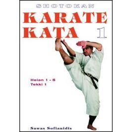 Shotokan Karate Kata 1 - Sawas Sofianidis