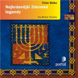 Nejkrásnější židovské legendy - Victor Malka