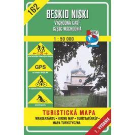 Beskid Niski Východná časť 1:50 000