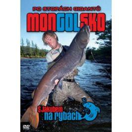 S Jakubem na rybách Mongolsko Po stopách gigantů