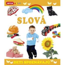 Deti spoznávajú - SLOVÁ (SK vydanie)