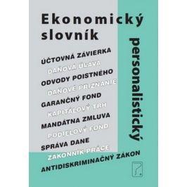 Ekonomický a personalistický slovník