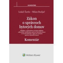 Zákon o správcoch bytových domov Komentár - Milan Budjač, Lukáš Šurín
