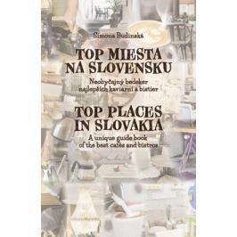 Top miesta na Slovensku - Simona Budinská