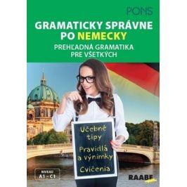Gramaticky správne po nemecky - Alke Hauschilt