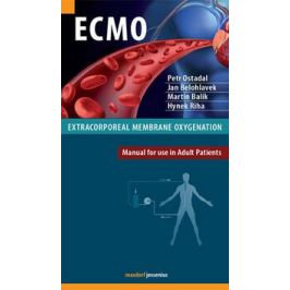 ECMO Extracorporeal membrane oxygenation - Bělohlávek Jan, Ošťádal Petr