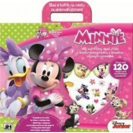Minnie - Zábavný kufřík