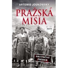 Pražská misia - Artemis Joukowsky