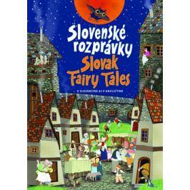 Slovenské rozprávky Slovak Fairy Tales - Otília Škvarnová