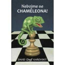 Nebojme se chameleona! - David Kaňovský
